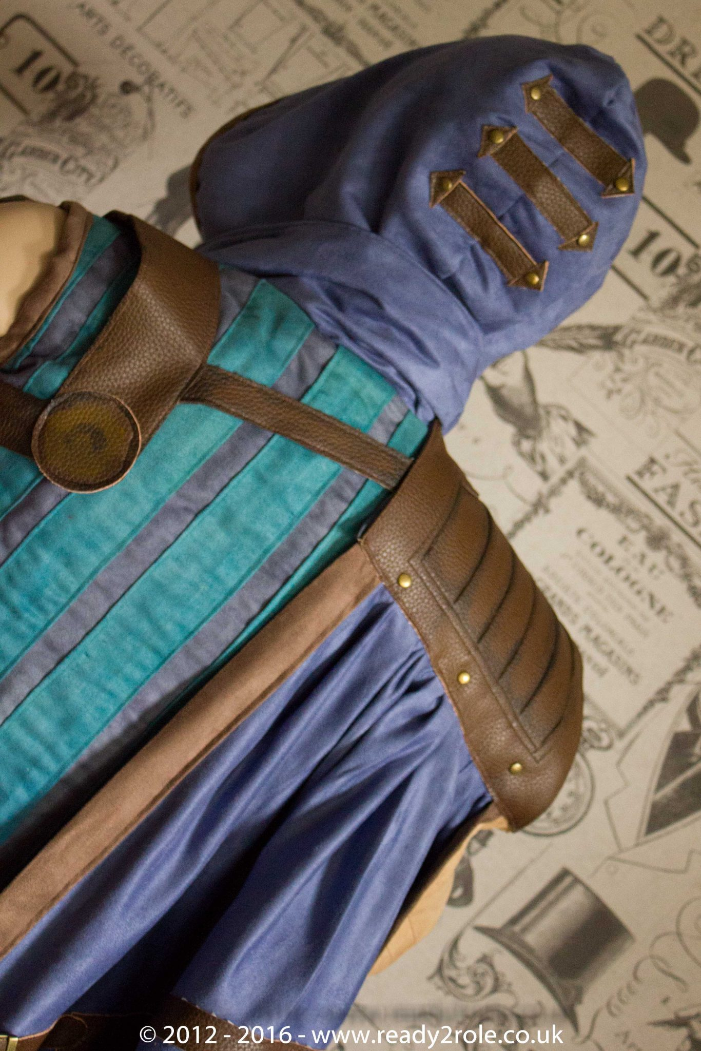 Evie Frye – Assassins Creed Costume – Hand Crafted to Order