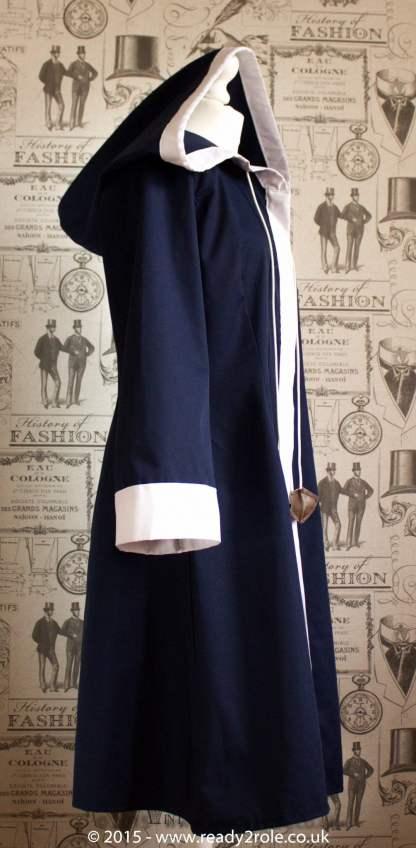 Jellal COSplay Robe 3