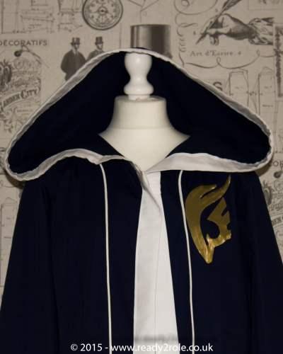 Jellal COSplay Robe 1
