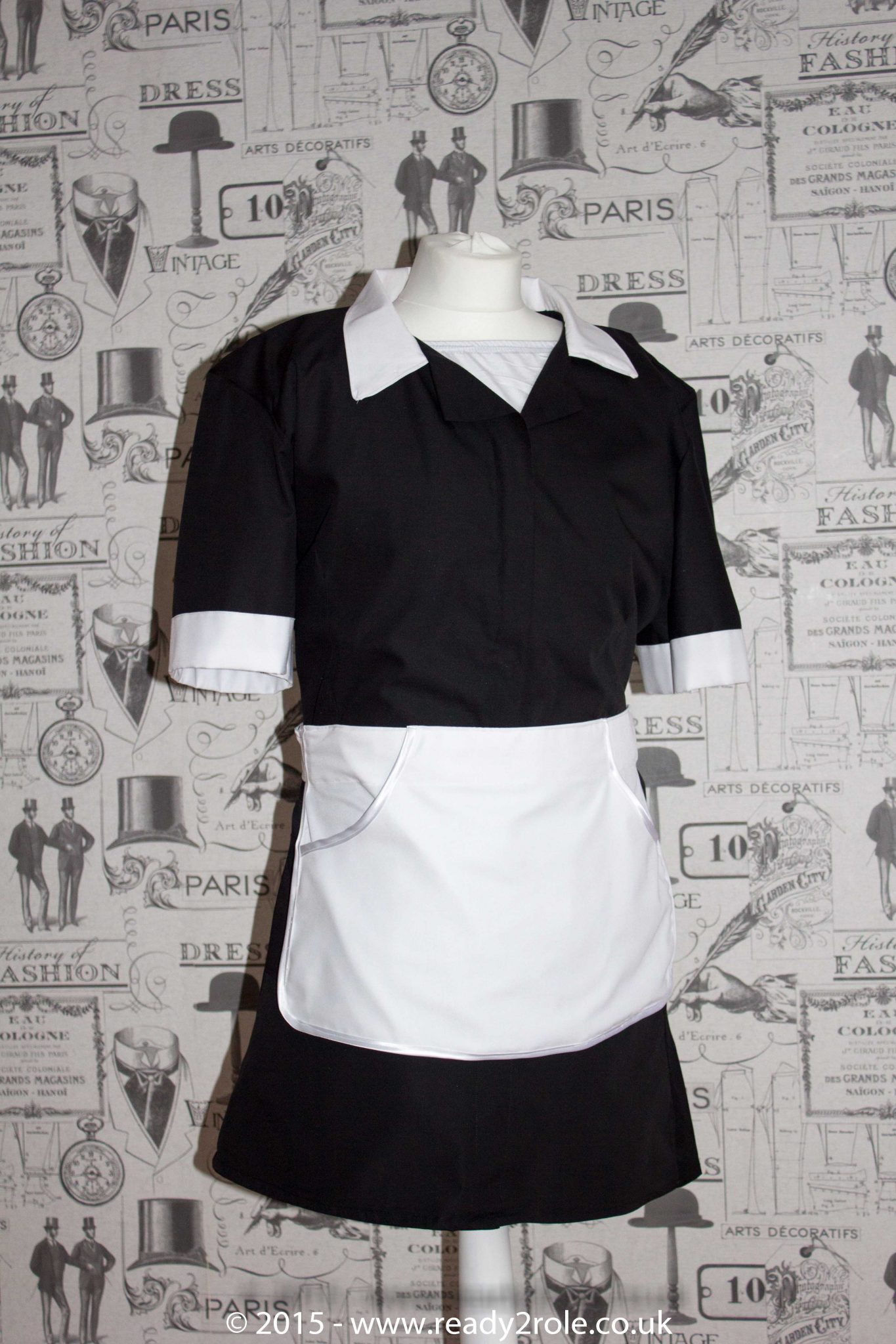 Maid For You – Sissy Maid Dress in Cotton