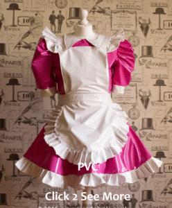 PVC Alice Sissy Dress