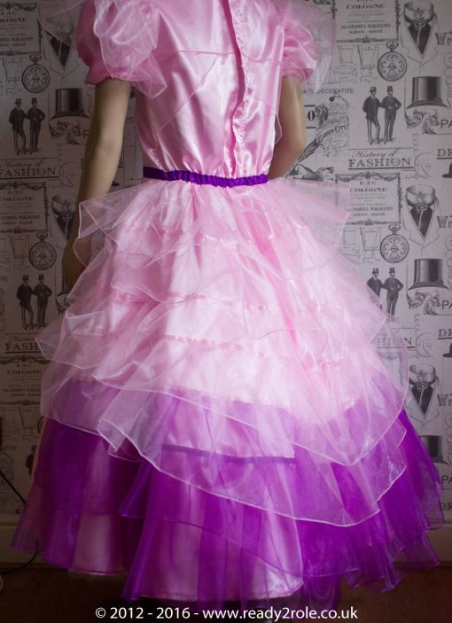 Princess Stephanie – Custom Creation in Satin 4