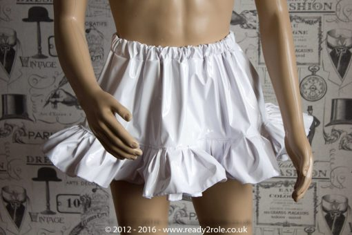 """The """"Heidi"""" Sissy Maid PVC Dress – Ask About Colour Choices – Hand Made to Any Size 4"""