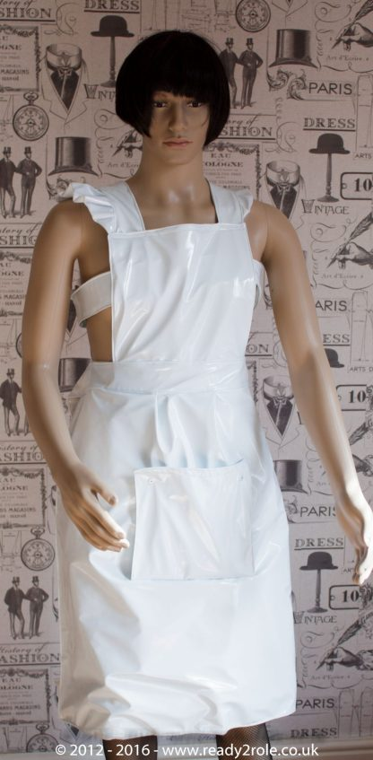 Bondage Apron – Ask About Fabric and Colour Choices 3
