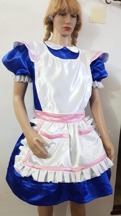alice sissy dress