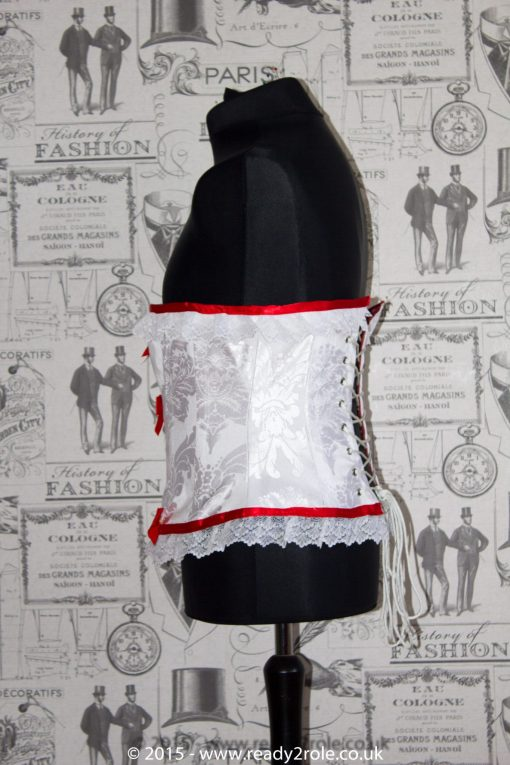 Corset – Hand Made To Order – Ask About Colour Options 2