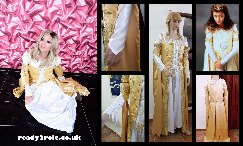 Legend Lily Costume