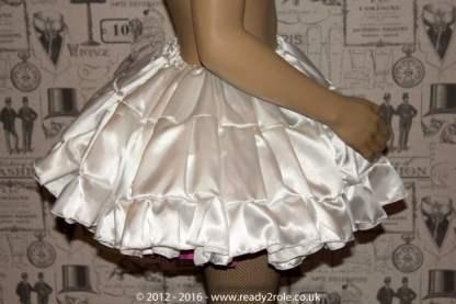 Sweetheart Sissy Black & Pink Version PVC Maids Dress – Hidden Attractive Qualities..