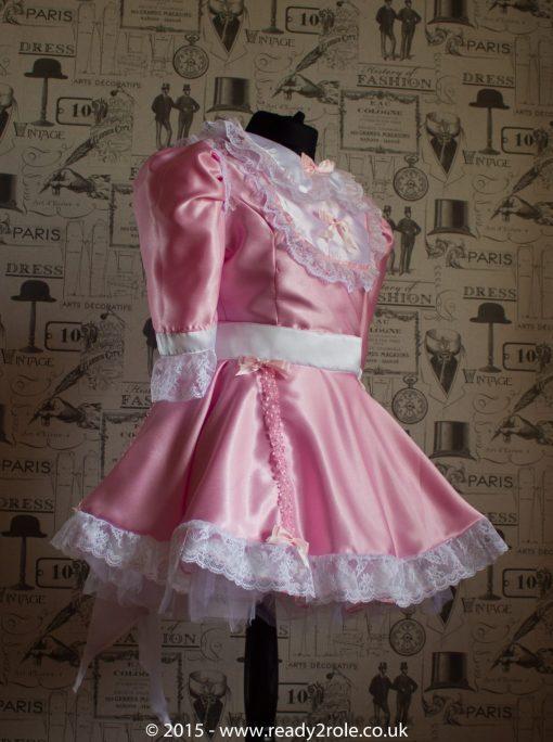 The Rosie Sissy Frilly Dress 1