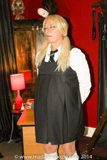 Adult School Uniform Dresses – Gymslip Style 2