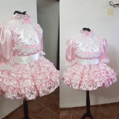 Sissy Dress – Pettina by Ready2Role