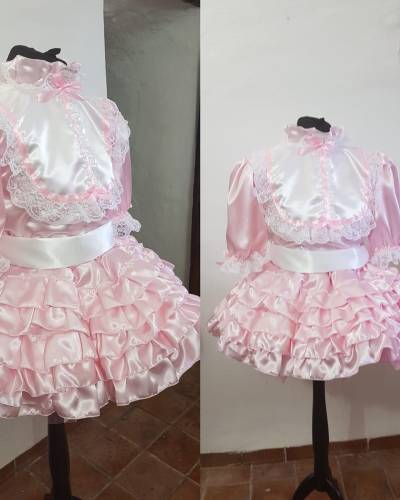 Sissy Dress – Pettina by Ready2Role