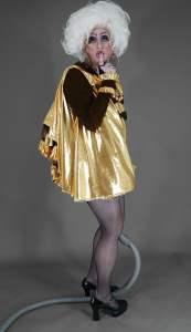 Carmen Sissy Dress - Queerina