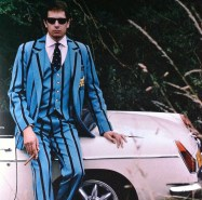 Taurus Boat Club doesn't have JUST a blazer - they have a full three piece suit.