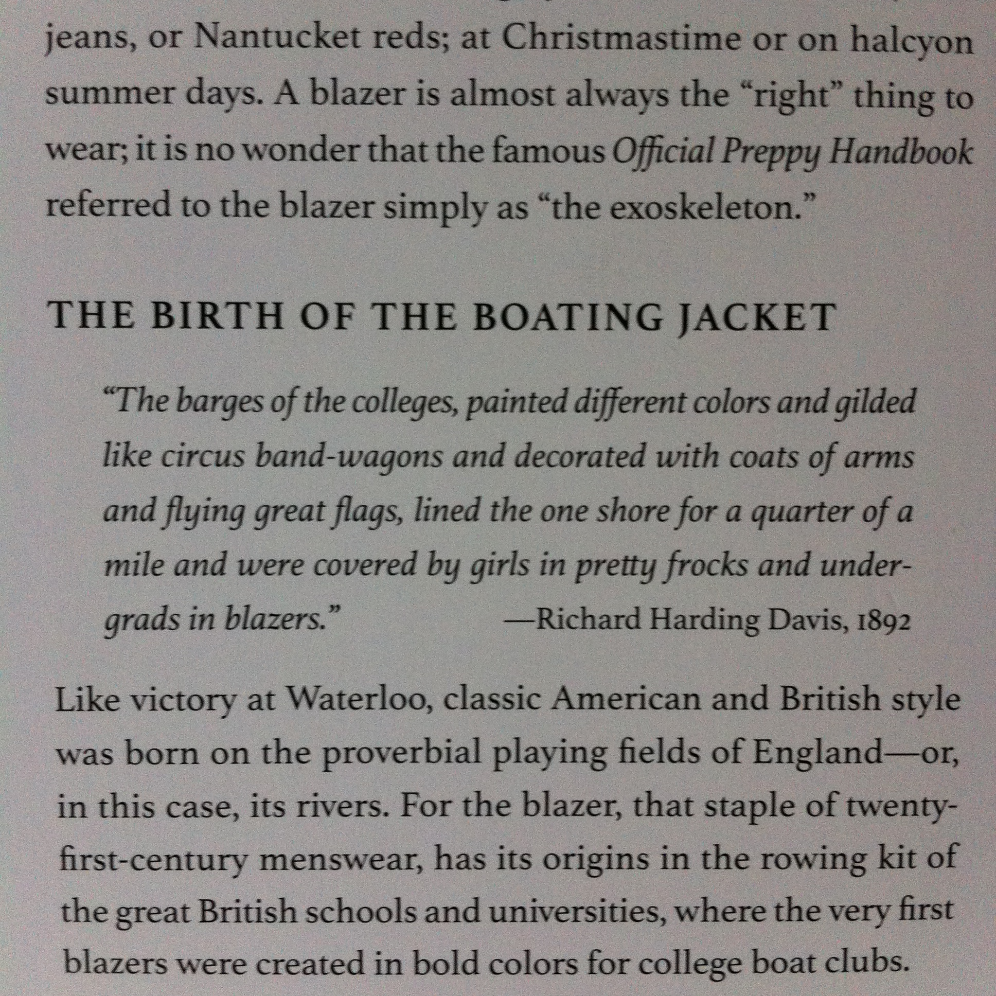 rowing blazers, jack carlson, rowing