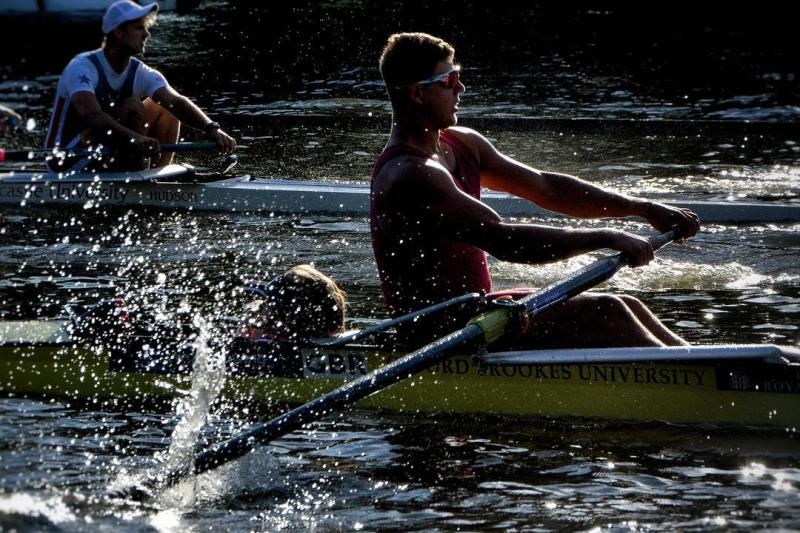 How to train when you're sick … as a coxswain