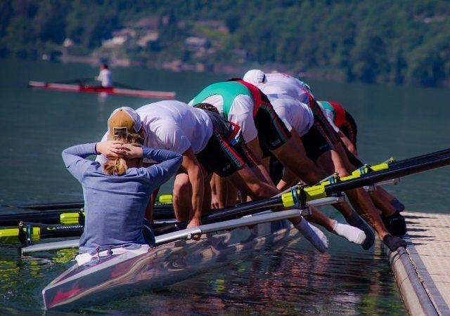 Coxswain skills: Running a smooth practice