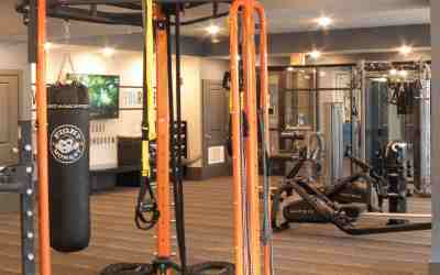 Get your Fitness Center in Shape on a Budget