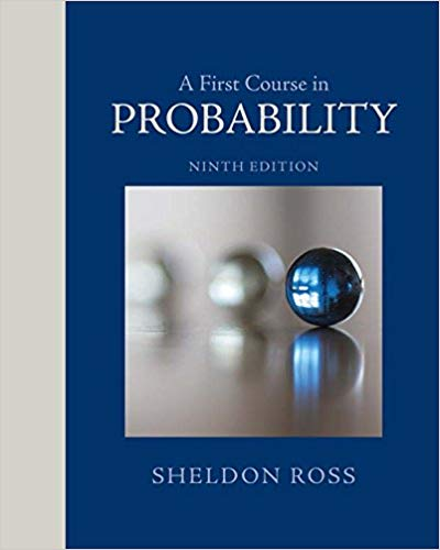 A First Course In Probability 9th Edition PDF Ready For AI