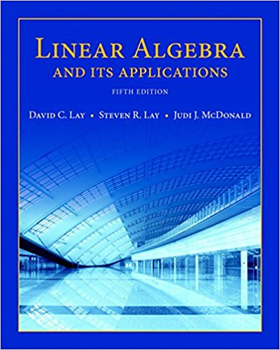 Linear Algebra With Applications Bretscher 5th Edition Pdf