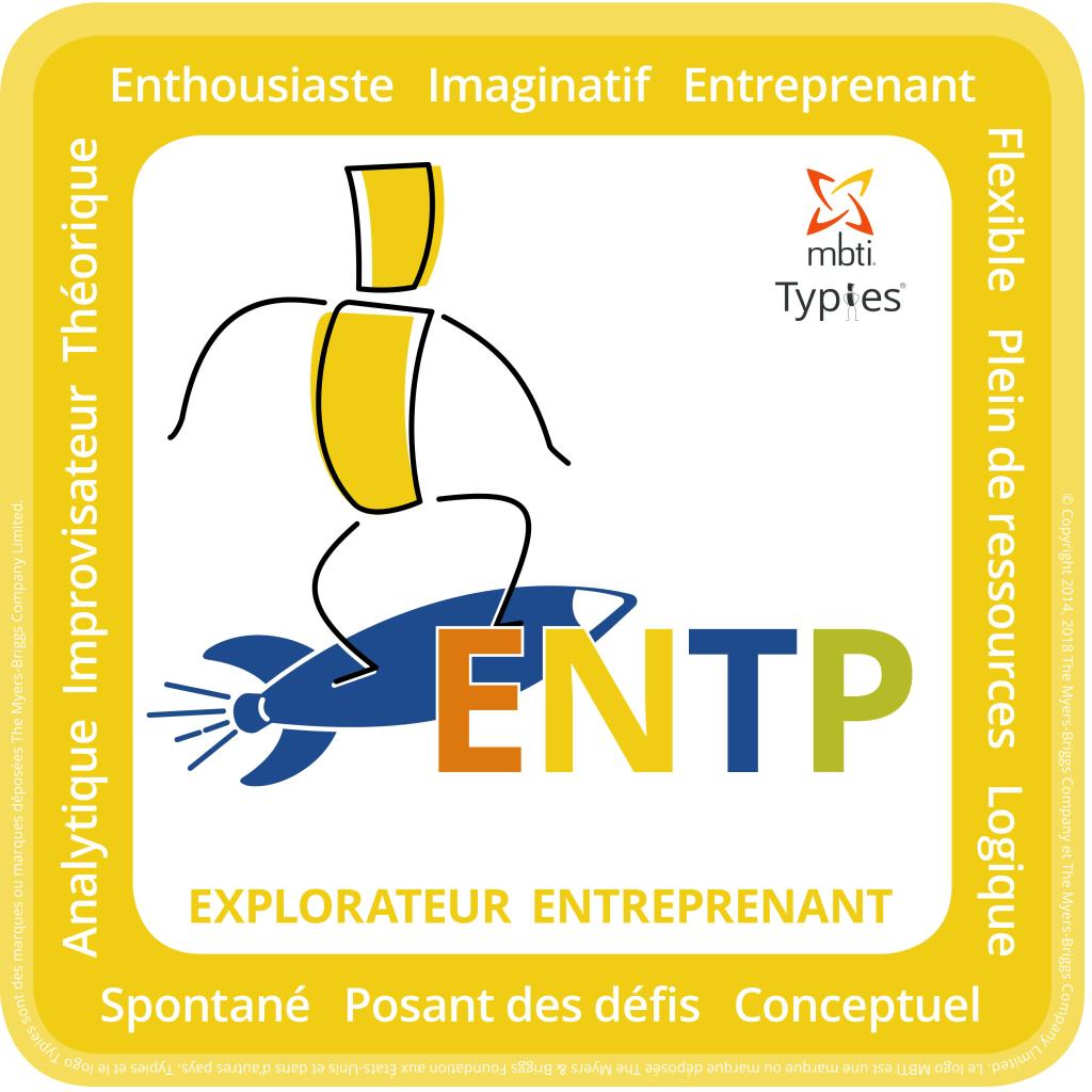 ENTP framed