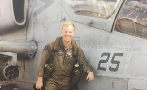 "RFT 054: Marine-Air Force Pilot/Author Lawrence ""Cheese"" Colby"