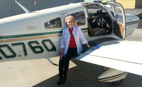 RFT 078: Former Rusty Pilot Mary Flake