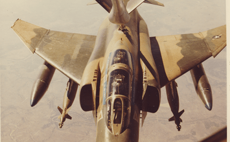 RFT 106: Low Fuel Over North Vietnam