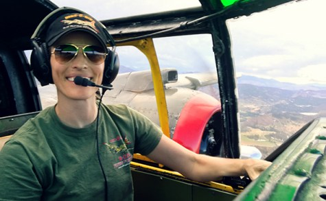 RFT 123: Airline/Warbird Pilot Stacey Banks