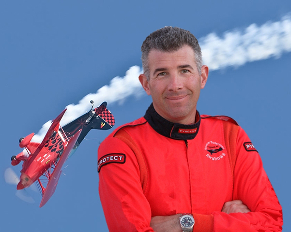 RFT 135: Airshow Pilot/Guinness Record-Holder Spencer Suderman