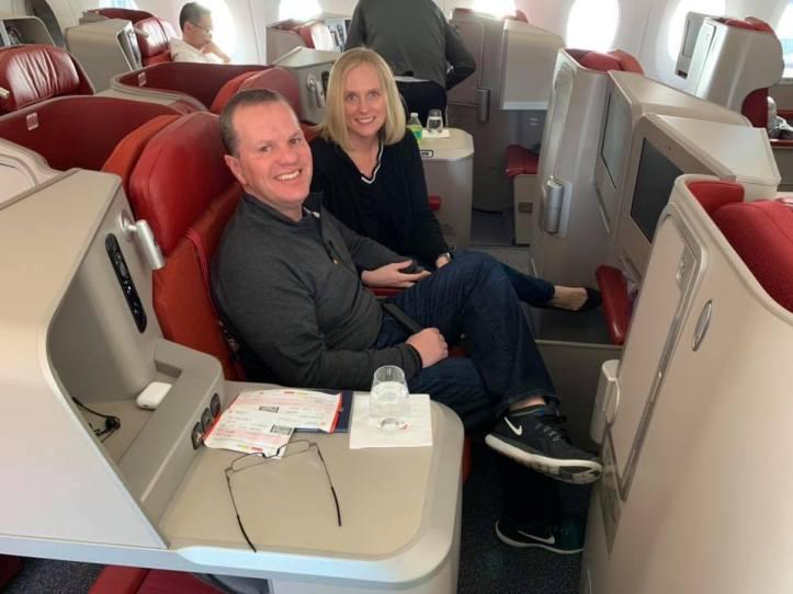 hong kong airlines business class seats