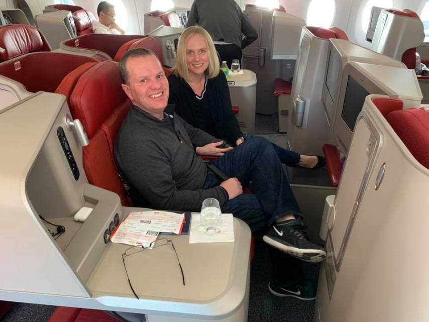hong kong airlines business class seats