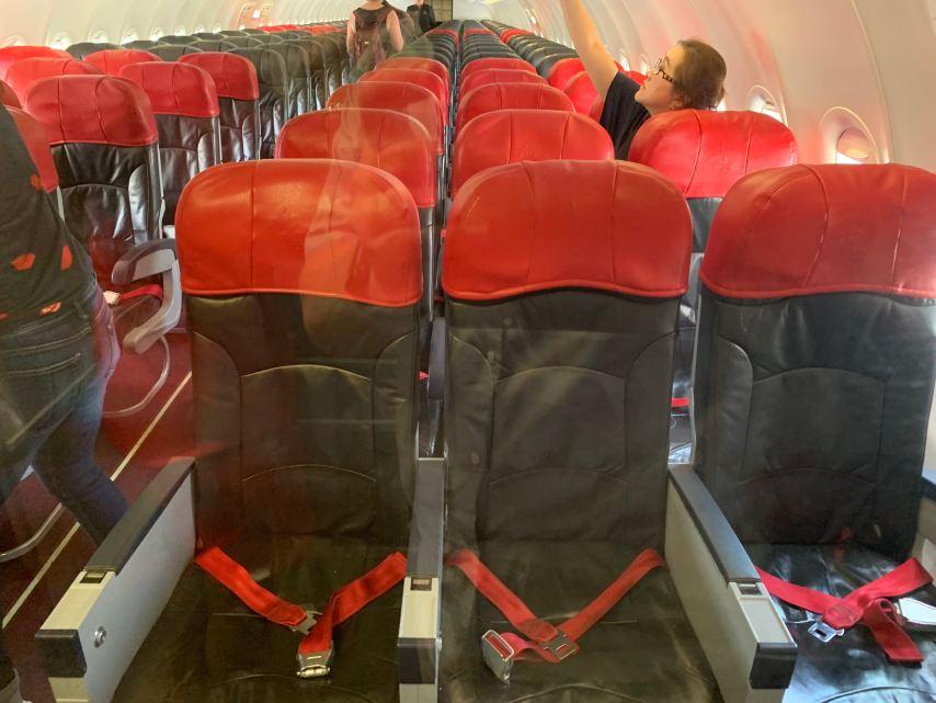 AirAsia hot seat