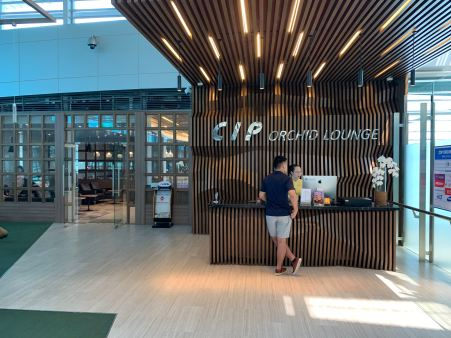 cip orchid lounge Da Nang