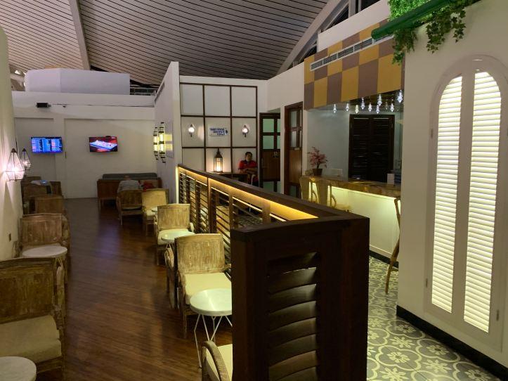 Priority Pass Lounge Bali