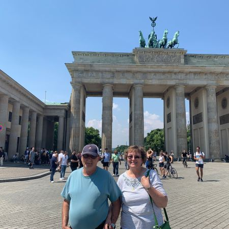 Two Days in Berlin Brandenburg Gate