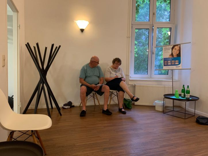 Dentist in Berlin