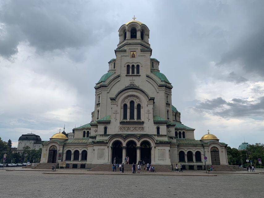 Alexander Nevsky Cathedral Sofia