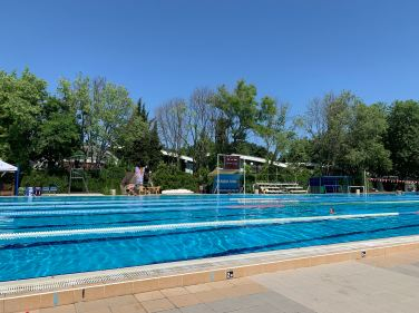swimming pool burgas Bulgaria