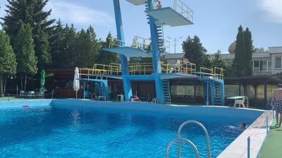 Swimming Pool Spartak