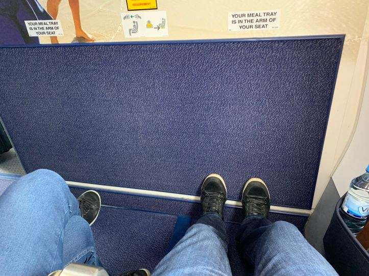 Ryanair Flexi Plus Row 1