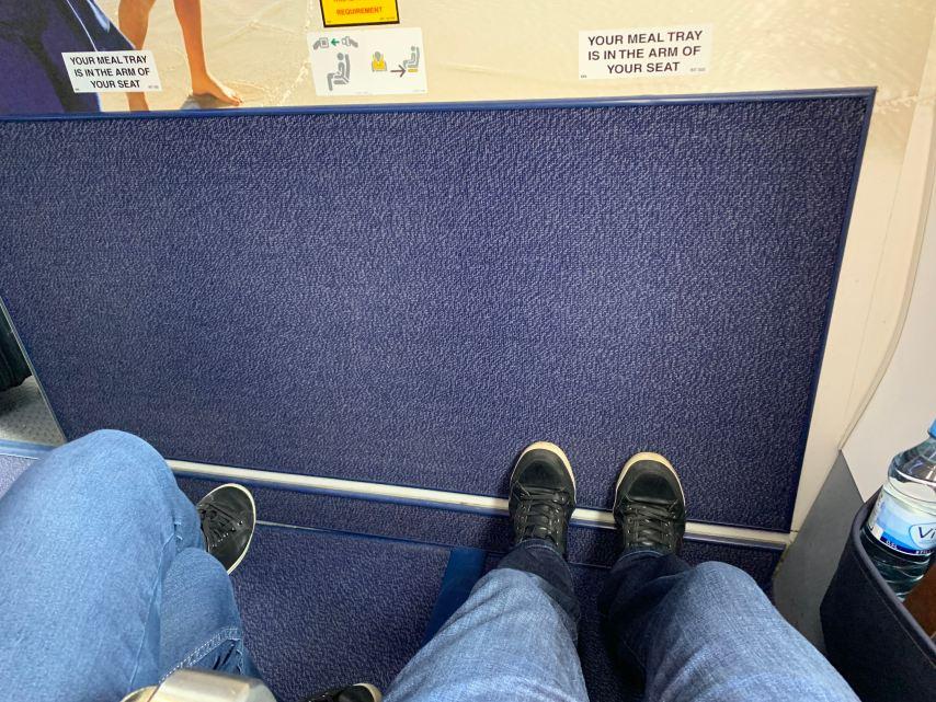 Ryanair Flexi Plus Row 1