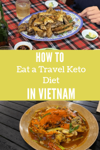 How to eat a keto diet in vietnam