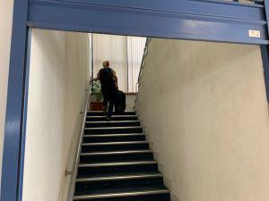 Priority Pass Sofia Terminal 1 Lounge Stairs