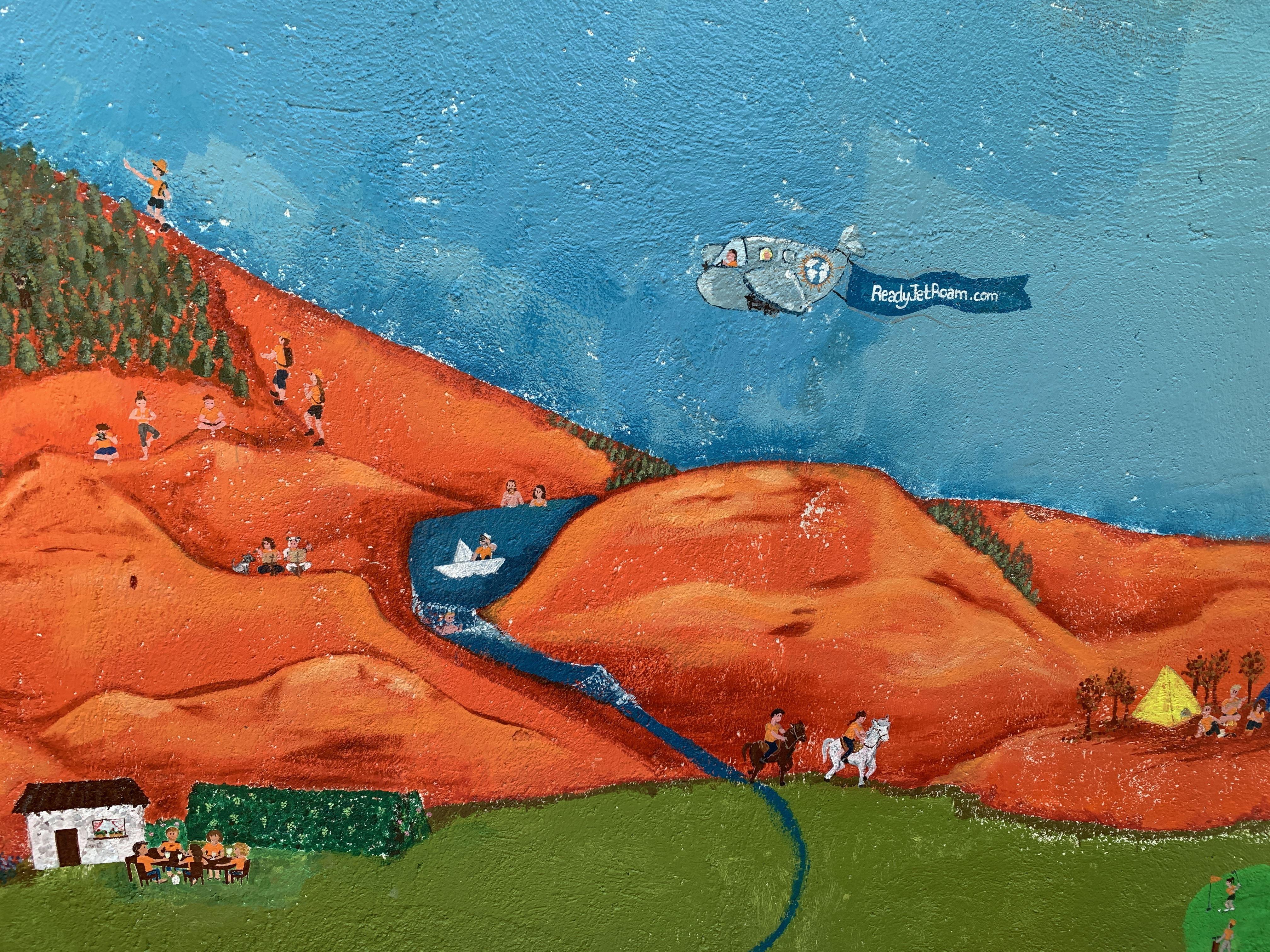 Mural Coworking Bansko