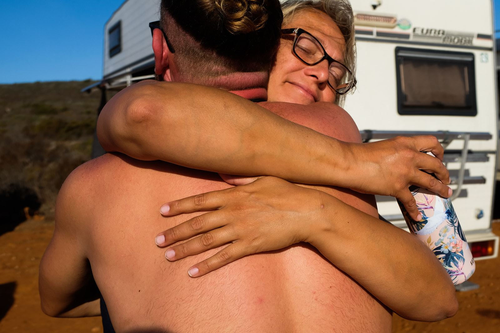 campervan retreat hugs