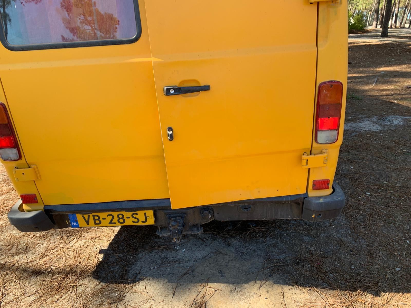 Campervan Portugal Brake Light Repair