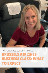 Brussels Airlines Business Class What to Expect