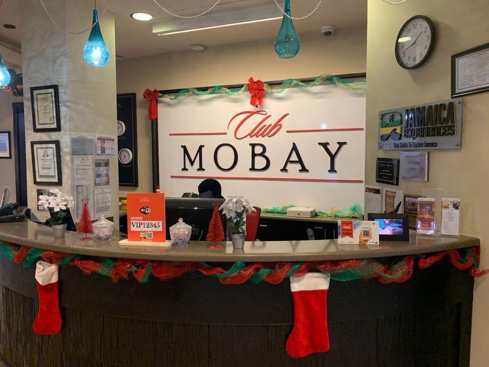 Club Mobay Reception