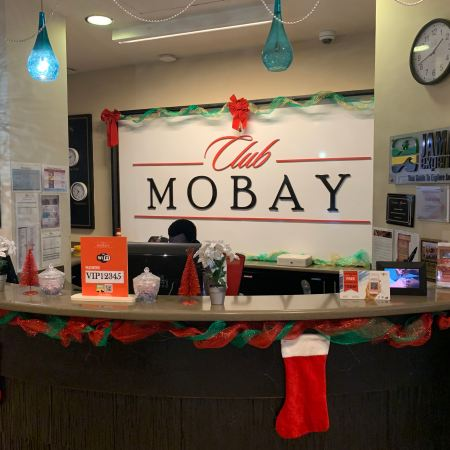 Club Mobay Reception